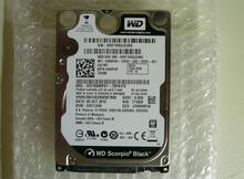 WD7500BPKT 2.5吋750GB黑標硬碟開箱