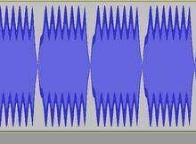 如何產生顫音和抖音?