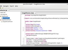 JD-GUI 反編譯Java程式的利器
