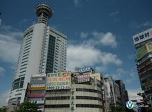 台中火車站前地標-神鑑大樓的過去與未來