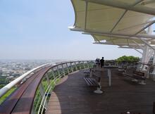 鰲峰山觀景平台與步道峻工