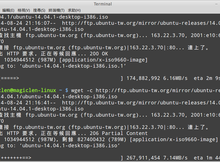 Linux上的檔案下載與續傳工具-Wget