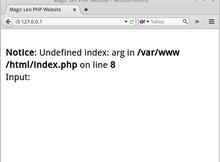 顯示PHP錯誤訊息 加速偵錯(Debug)效率