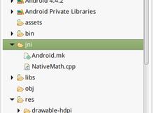 Android 如何藉由JNI來使用C/C++程式?
