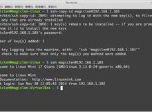 如何直接使用SSH公開金鑰登入Linux?