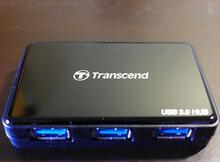 創見Transcend TS-USB3K USB3.0集線器