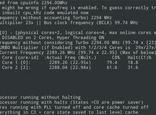 Linux下如何開啟或關閉Intel CPU的Turbo Boost功能?