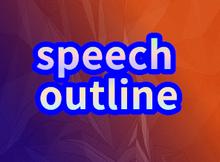 英語演講大綱寫法-以應徵記者為例