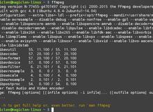 FFmpeg 免費開源、功能強大的影音處理框架
