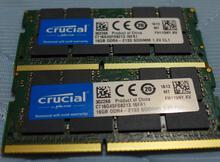美光(Micron) Crucial DDR4 2133 16GBx2筆記型電腦記憶體開箱