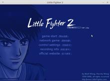 如何在Linux作業系統執行小朋友齊打交2(Little Fighter 2)?