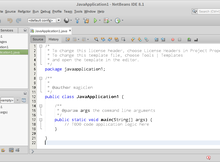 解決NetBeans字體破碎的問題