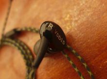不到千元的耳機好選擇─VSONIC NEW VSD1S