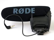 RODE VideoMic Pro 指向型麥克風開箱