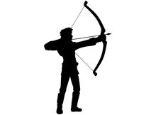 射出去的箭是不動的?飛矢不動悖論