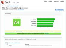 你的SSL真的安全嗎?SSL Server Test免費替你的SSL打分數