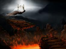 人死後會上天堂還是地獄?用數學算給你看
