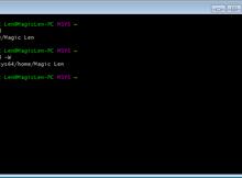 在Windows安裝MSYS2,讓Windows也能使用GNU的軟體開發工具