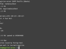 使用Ubuntu Server架設電子郵件(E-mail)伺服器