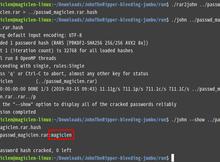 如何在Linux作業系統上破解RAR或是ZIP壓縮檔的密碼?