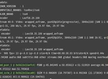 如何使用FFmpeg來比對兩個影片的畫質差異程度?