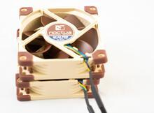 貓頭鷹noctua NF-A8 PWM x2散熱風扇開箱
