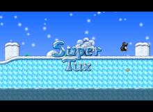 SuperTux 跨平台的仿超級瑪利的遊戲