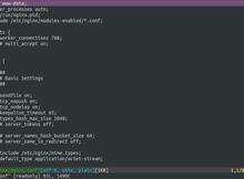 使用Ubuntu Server架設Nginx伺服器