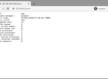 使用Ubuntu Server透過Nginx伺服器執行PHP程式