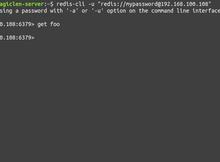如何連線到遠端的Linux + Redis伺服器?